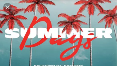 Summer days song lyrics | Martin Garrix new song 2019