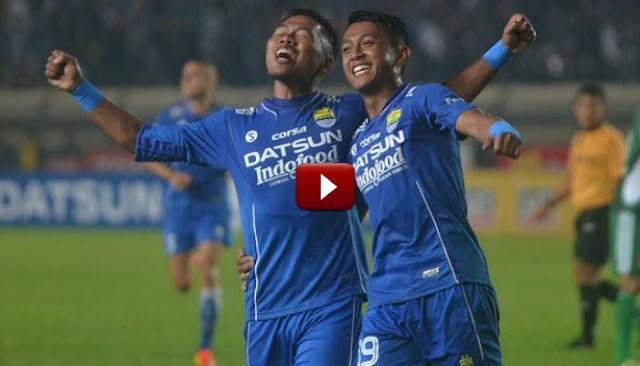 Video - Gol Ini yang Bikin Febri Haryadi Dipuji Pelatih Persib