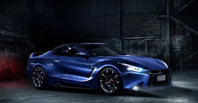 Nissan Confirms New R36 GTR Hybrid