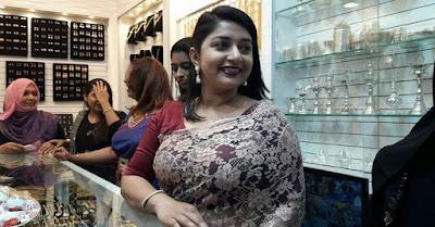 Meera Jasmin Fat pic
