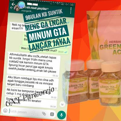 Testi Green Tea Activa