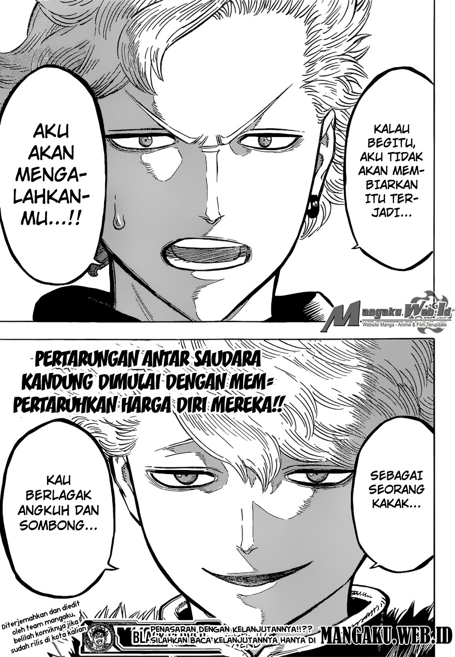 Black Clover Chapter 117 Bahasa Indo