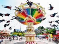 Jungleland Sentul City, Rasakan Wahana Atraksi Ekstrim