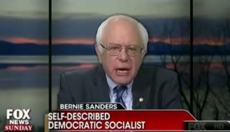 Bernie Sanders on Fox News