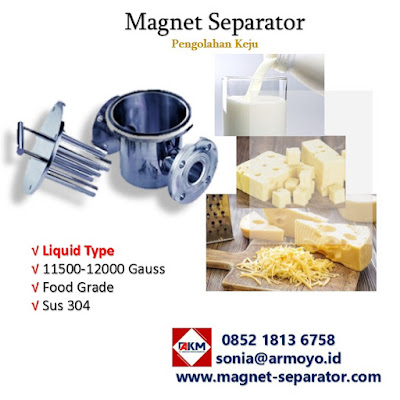 magnet separator keju