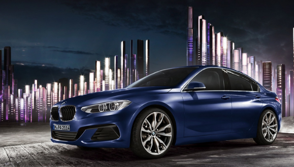 2018 BMW 1-series Sedan Design