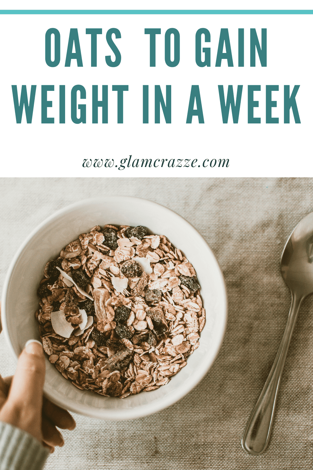 How to gain weight in a week while having oats