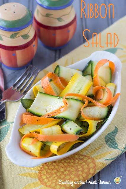 Ribbon Salad