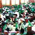 Lawmakers boo Buhari during budget presentation