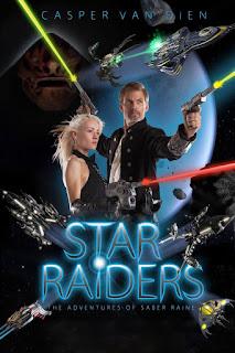 Star Raiders: The Adventures of Saber Raine 2017 Dual Audio 720p BluRay