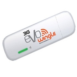 PTCL 3G Evo Wingle USB Device