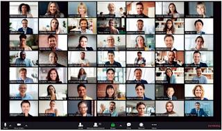 Cara Menampilkan Semua Peserta di Zoom Meeting 2021