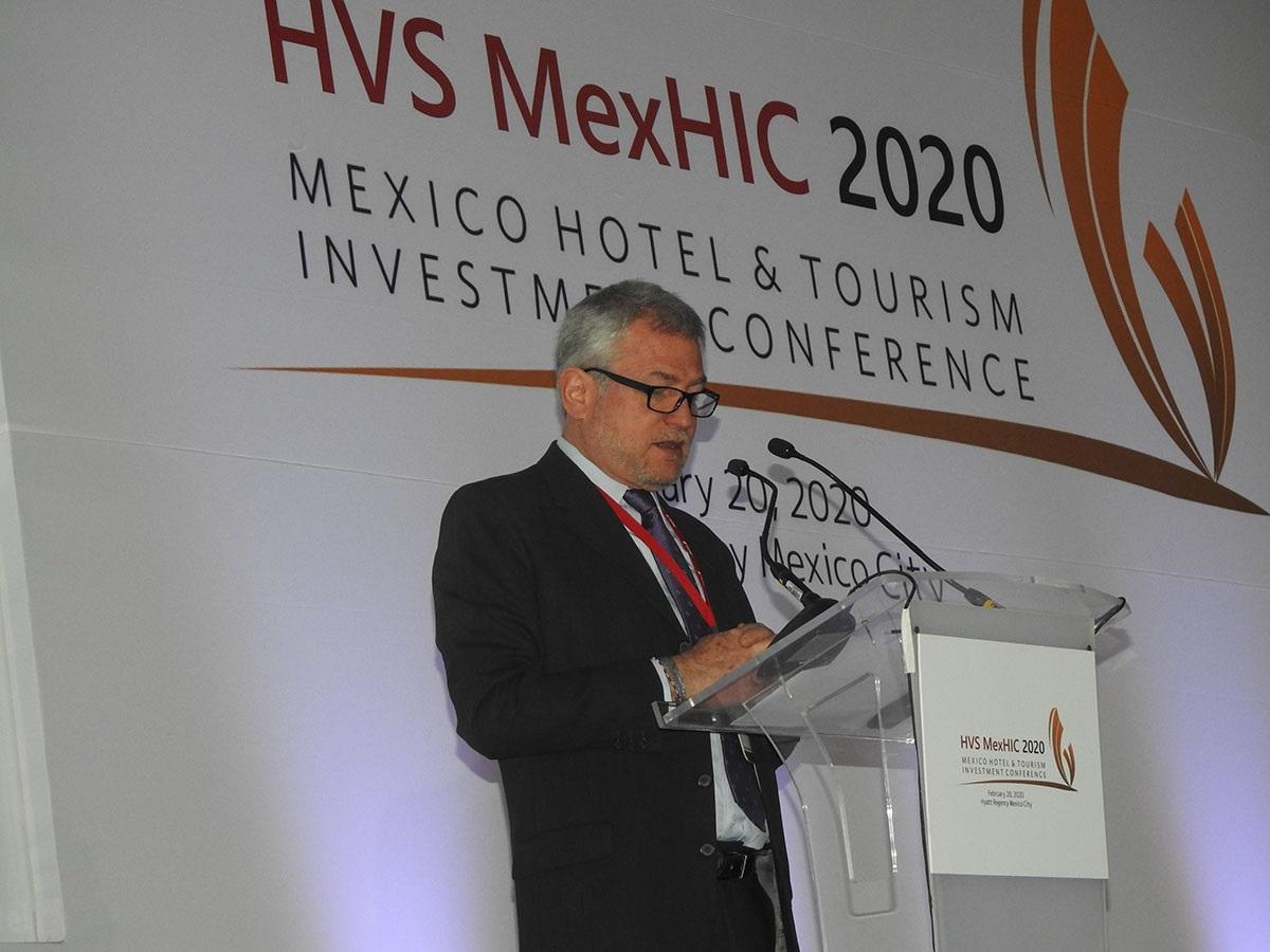 LÍDERES HOTELEROS ADVIERTEN RIESGOS SECTOR HVS 05