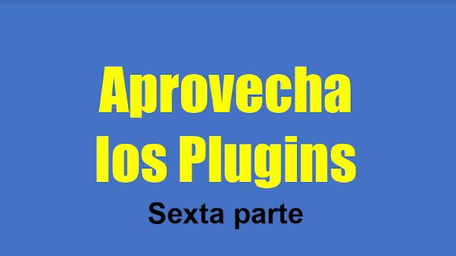 15.10.- Blog plugins sexta parte