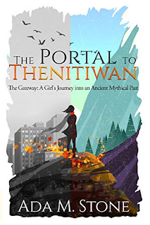 A Seventeen year old inadvertently crosses over into an ancient era called Thenitiwan that is 7,483 years before today.   The story follows a troubled teen, who tries to escape the conflicts experienced from day to day in her hometown of Quebec, Canada. She however runs into a greater trial after an encounter with one of the humans from the other side, who tried to warn her of an impending fate. She is confronted with a seemingly impossible challenge of returning home to the present.