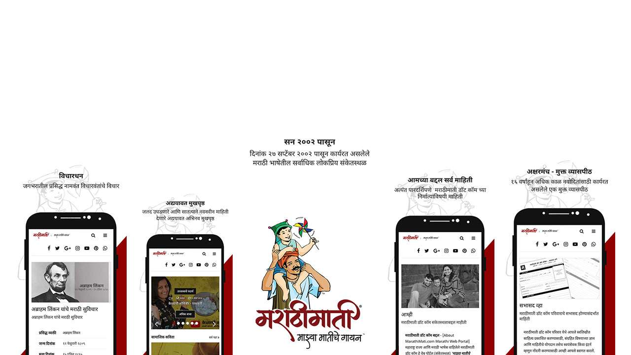 मराठीमाती डॉट कॉम चे अँड्रॉइड ॲप्लिकेशन | MarathiMati.com's Official Android Application