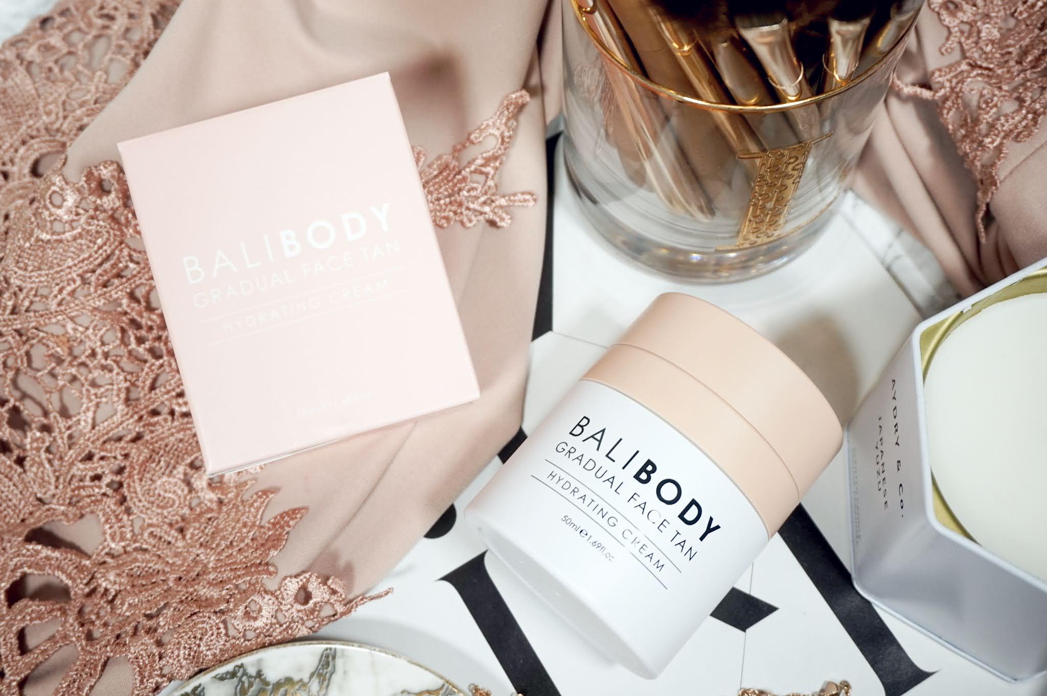Bali Body Gradual Face Tan Review