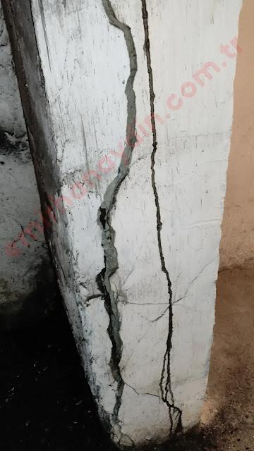 Korozyon Nedir? Betonarme Yapılarda Korozyon Çatlakları