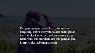 Kata-kata Mutiara Wanita Berhijab