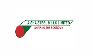 Aisha Steel Mills Ltd ASML Jobs 2021 in Pakistan
