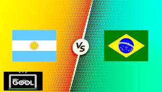 مشاهدة مباراة الارجنتين والبرازيل بث مباشر كورة جول اليوم 11-07-2021 في نهائي كوبا أمريكا