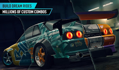 Download Need for Speed� No Limits Mod Apk