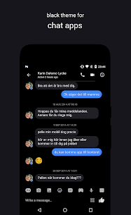 Swift Black Substratum Theme v29.4 PATCHED Apk