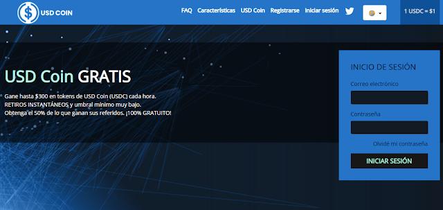 ▷ FreeUSDCoin.com | Gana USDCoin con la ruleta 🔥
