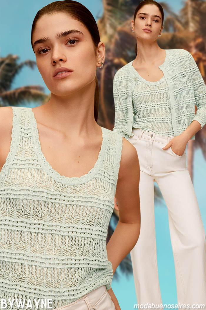 moda tejidos verano 2021