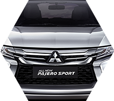 ekterior all new pajero sport 2016