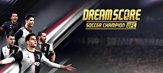 تنزيل لعبة dream score soccer الجديدة لاجهزة الاندرويد بحجم 100mb فقط