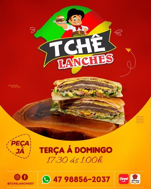 Tchê Lanches Delivery