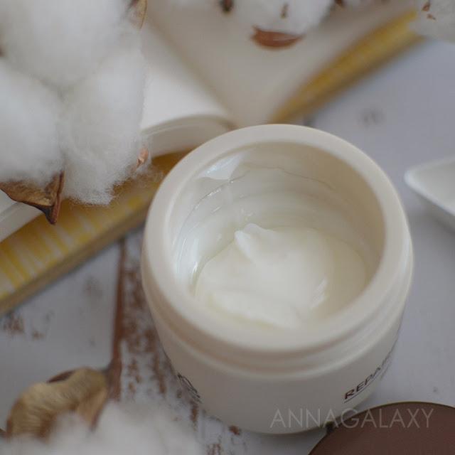 Текстура Восстанавливающий крем для лица с муцином улитки Secret Key Snail Repairing Cream
