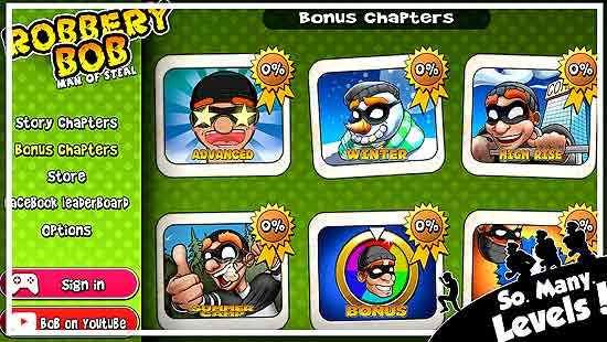 Robbery Bob Mod Apk Download