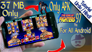 The King Of Fighters 97 Plus Game Only APK