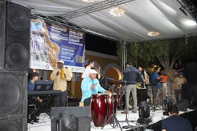 Se llevó a cabo la Cuarta edición del Festival de Jazz e Álamos