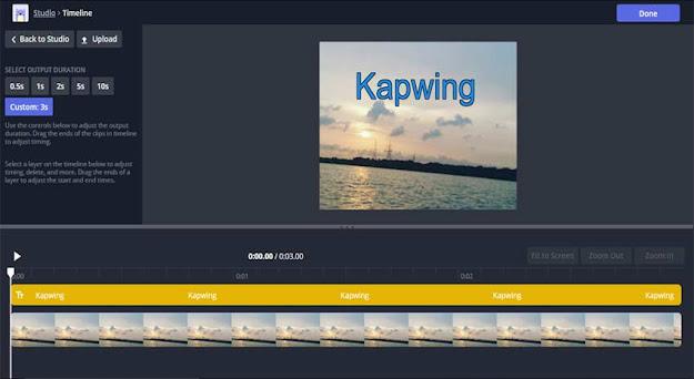 Kapwing image