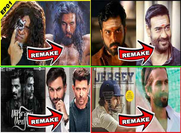 10 Upcoming Bollywood Remakes of South Indian Movies 2021-2022 Complete List