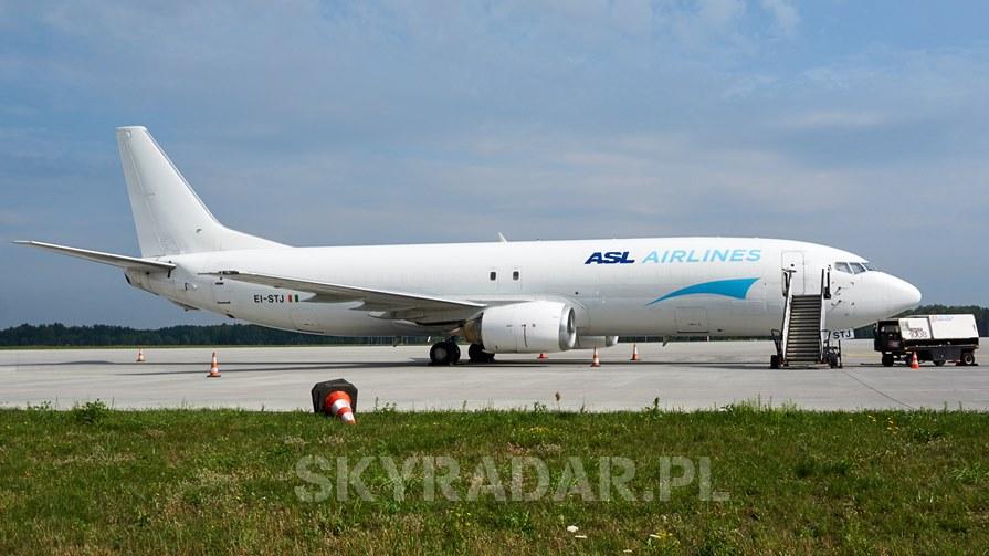 EI-STJ - Boeing 737 - ASL Airlines Ireland