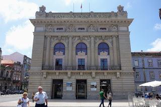 Teatro Nacional São João no Porto