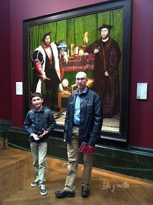 """""""Los Embajadores"""" de Holbein"""