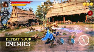 Aplikasi Android MMORPG Offline