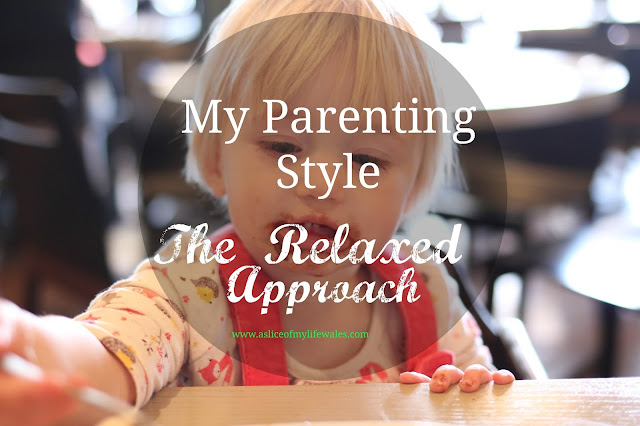my parenting style - the relaxed approach - we didn't do blw we don't allow nap times to control our lives we sometimes allow our daughter to eat chocolate, other times we super healthy - our parenting style is relaxed. Attachment parenting, routine led parenting - does any of it really matter?