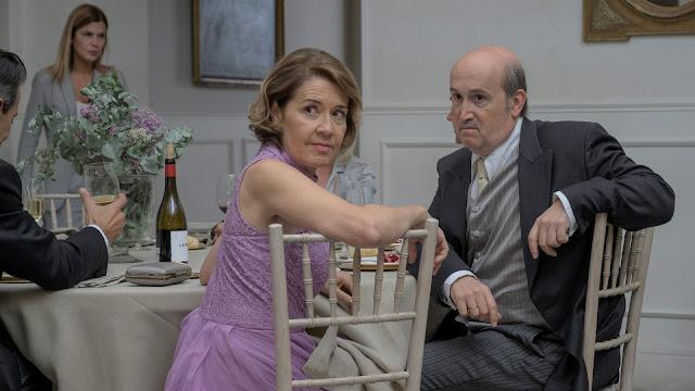 Javier Cámara y María Pujalte en 'Vamos Juan'
