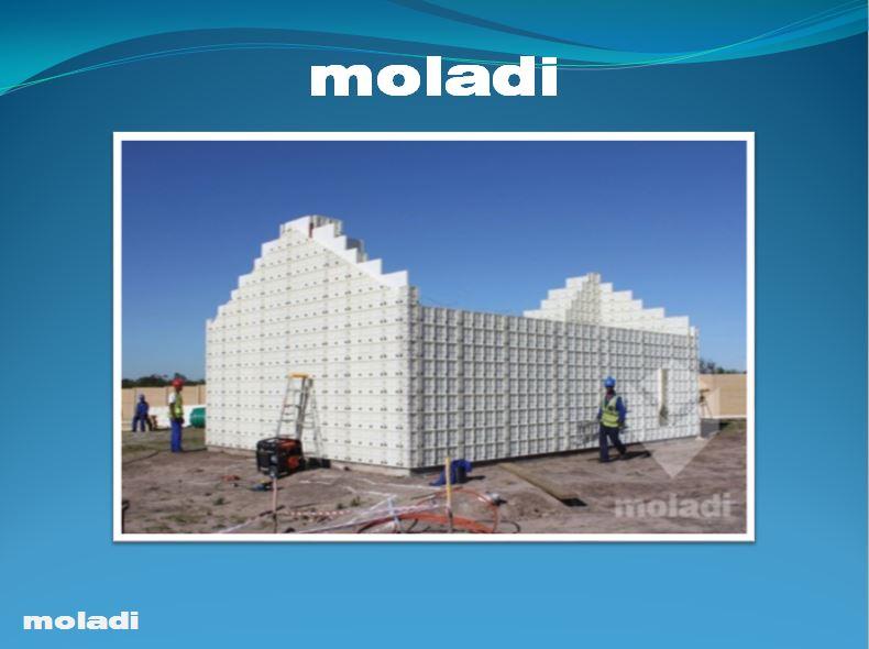 Construction technology moladi plastic formwork low for Low cost housing construction techniques