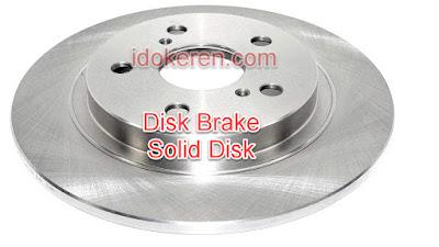 Disk Brake Solid Disk