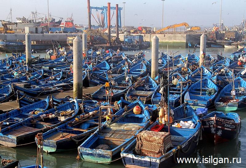 Port-Gorod-Essuejra-Essaouira-Marokko