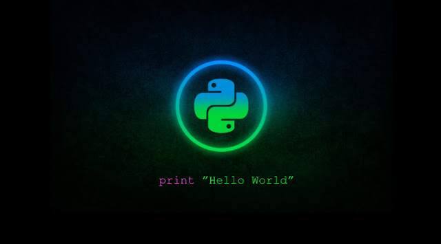 "Cara Membuat ""Hallo World"" Dengan Python"