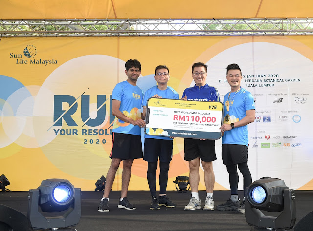 Sun Life Malaysia Resolution Run 2020 Experience, Sun Life, Sun Life Malaysia, Resolution Run 2020, Run Review, Race Review, Running in Malaysia, Fitness