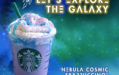 Starbucks beri promo lewat pesan Line